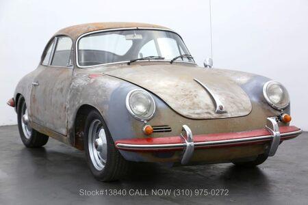 1962 356B 1600 Super Coupe picture #1
