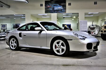 2003 911 Turbo 6-SPD Manual picture #1