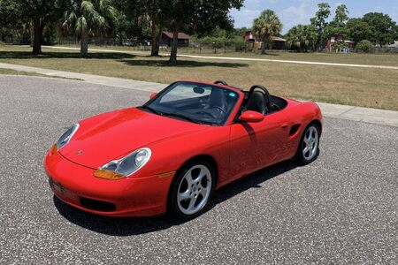 1999 Boxster Roadster Roadster picture #1
