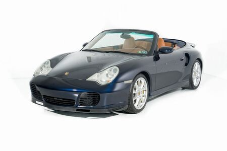 2005 911 Turbo S Cabriolet Turbo S Cabriolet picture #1