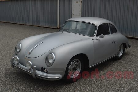 1957 356 Coupe picture #1