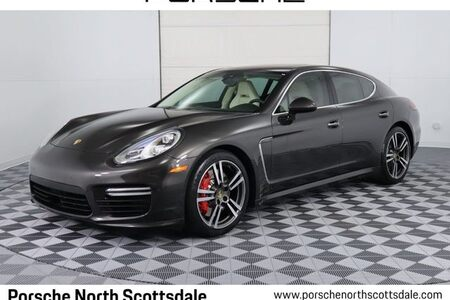 2016 Panamera 4dr Hatchback Turbo picture #1