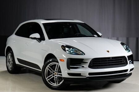 2021 Macan Base picture #1