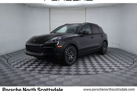 2021 Cayenne S AWD picture #1