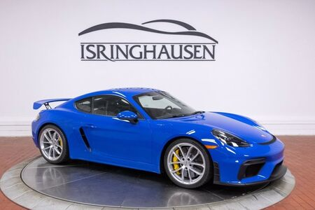 2021 718 Cayman GT4 picture #1