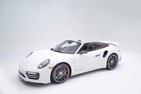 2018 Porsche 911 Turbo S Cab picture #1