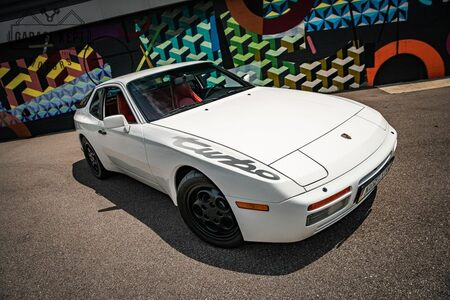 1986 944 Turbo Turbo picture #1