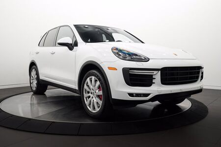 2015 Cayenne Turbo picture #1