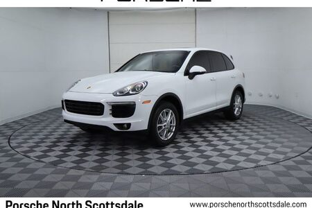 2016 Cayenne AWD 4dr picture #1