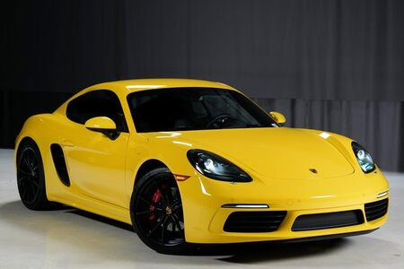 2020 718 Cayman S picture #1