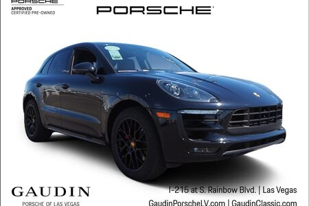 2018 Macan GTS picture #1