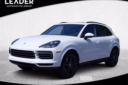 2021 Cayenne S picture #1