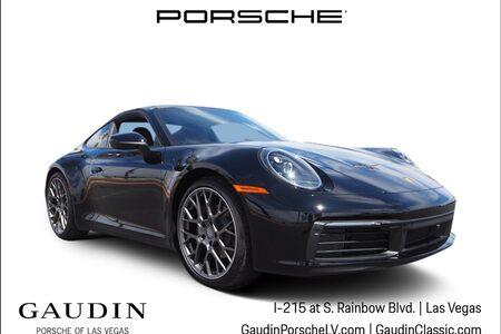 2021 911 Carrera 4 picture #1