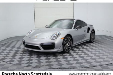 2019 911 Turbo S Coupe picture #1