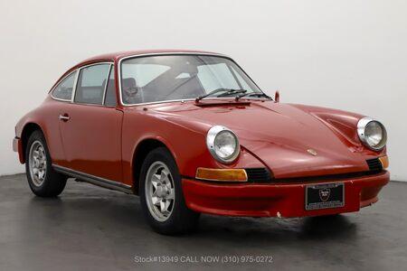 1973 911E Coupe picture #1