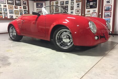 1957 356 Wide Body Speedster Replica picture #1