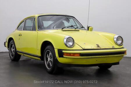 1976 912E Sunroof Coupe picture #1