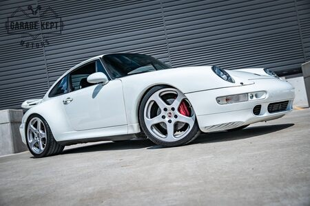 1996 911 Carrera 4S Carrera 4S picture #1