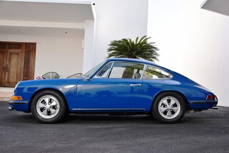 1967 911S In Gulf Blue! picture #1