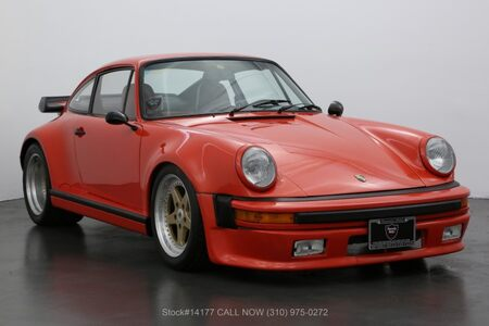 1974 911 Coupe Turbo Look Conversion picture #1