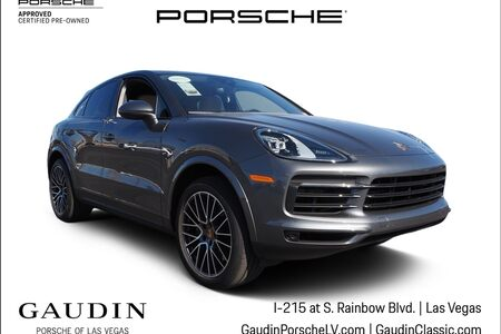 2021 Cayenne Coupe Base picture #1
