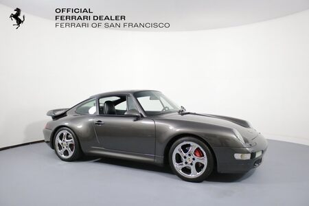1997 911 Carrera 2dr Carrera Turbo Cpe 2dr Carrera Turbo Cpe picture #1