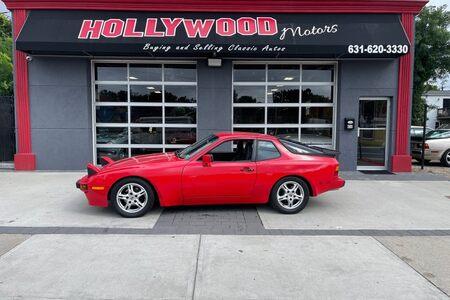 1986 944 2dr Coupe 5-Spd 2dr Coupe 5-Spd picture #1