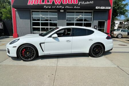 2016 Panamera 4dr HB GTS 4dr HB GTS picture #1