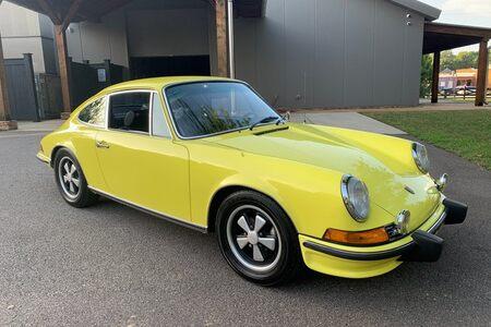 1973 911 E Coupe E Coupe picture #1