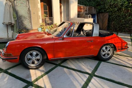 1967 911 S Soft Window Targa (SWT) S Soft Window Targa (SWT) picture #1
