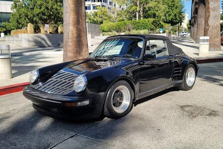 1972 911T / Wide Body Cabriolet Conversion picture #1