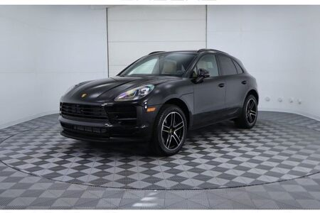 2021 Macan AWD picture #1