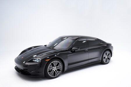 2021 Porsche Taycan picture #1