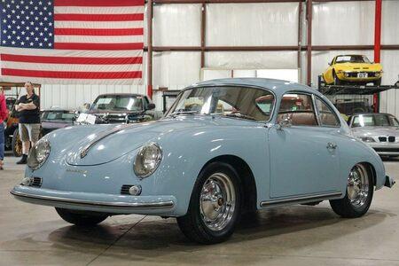 1959 356 1600 Super Coupe 1600 Super Coupe picture #1