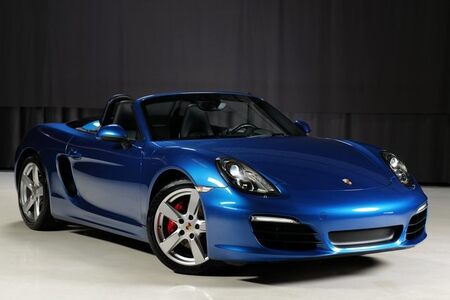 2014 Boxster S picture #1