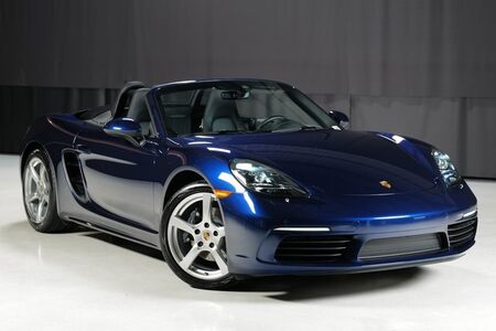 2021 718 Boxster Base picture #1