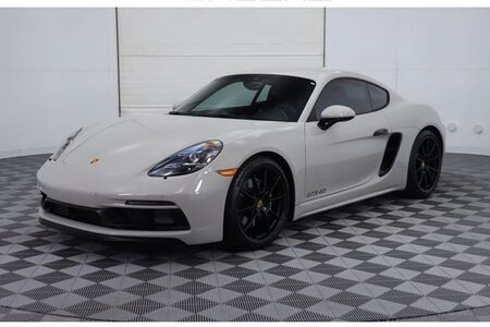 2021 718 Cayman GTS 4.0 Coupe picture #1