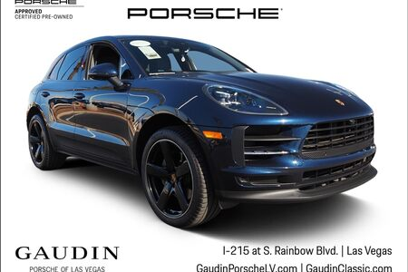 2020 Macan S picture #1