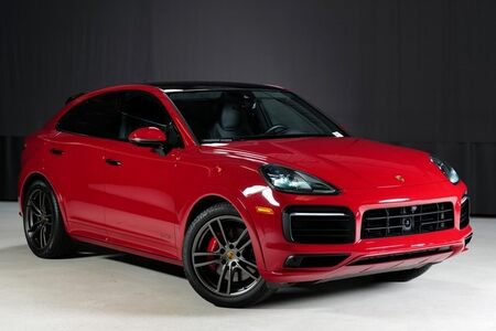 2021 Cayenne Coupe GTS picture #1