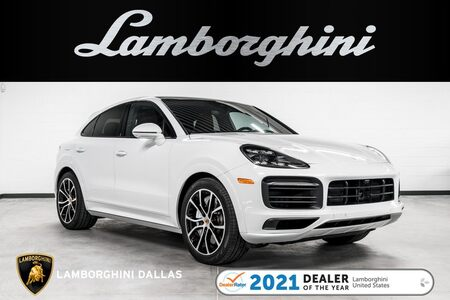 2021 Cayenne GTS Coupe picture #1