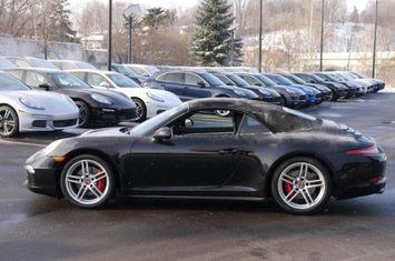 2014 911 2dr cabriolet carrera 4s 1