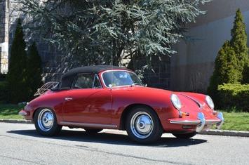 1963 356b t 6 cabriolet