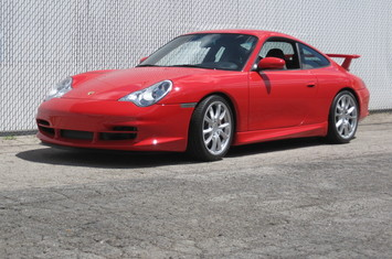 2004 911 gt3