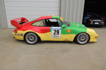 1996 911 carrera cup couipe 3 8l