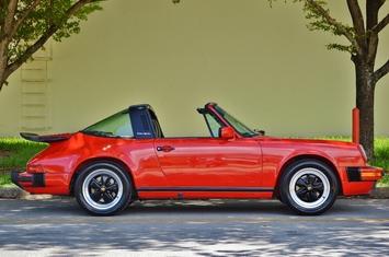 1988 porsche 911 targa g50 carrera
