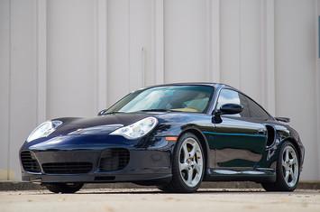 2001 911 turbo