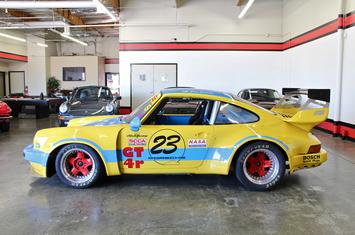 1973 911 race car