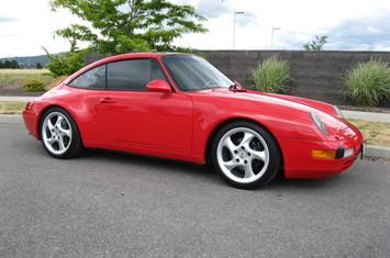 1997 911 targa