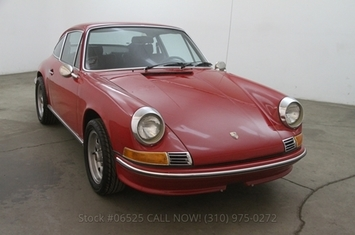 1969 porsche 912 long wheel base coupe