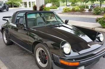 1982 911 sc targa